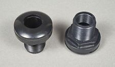 "1/2"" 0.5"" Slip x Thread Bulkhead Fitting by Cpr with Silicone Washer"