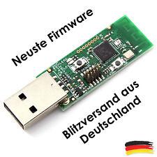 CC2531 ZigBee USB-Stick zigbee2mqtt ioBroker FHEM Xiaomi HUE openHAB + Firmware