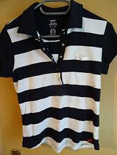 Hüftlange Esprit Kurzarm Damen-T-Shirts