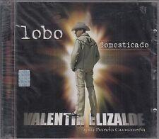 Valentin Elizalde Lobo Domesticado CD+DVD  New Nuevo sealed