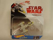 Star Wars - Hot Wheels - Die Cast - Y-Wing Fighter - Mattel - Neuf