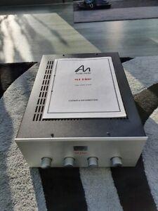 Audio Note M1 Line / Top Zustand / OVP / Alu / Manual