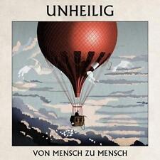 Von Mensch Zu Mensch von Unheilig (2016) CD Neuware