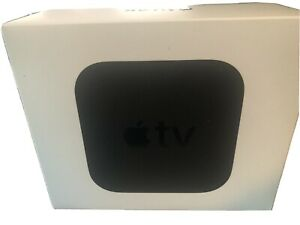 Apple 4K TV BOX ONLY, comes with  instruction manual