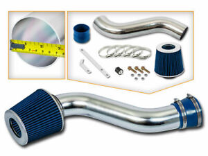 SPORT AIR Induction INTAKE KIT+ Blue Filter For 97-02 Jeep Wrangler TJ 2.5L L4
