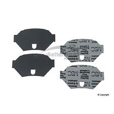 New Better Brake Parts Disc Brake Pad Shim Pack Front 8618 for Toyota MR2