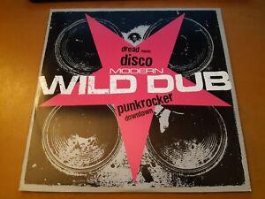 """COMPILATION - """"Modern wild dub"""" - 2LP"""