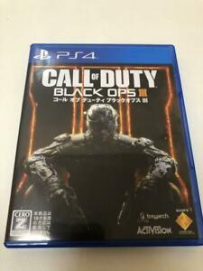 PS4 Call of Duty: Black Ops 3 �V 45019 Japanese ver from Japan