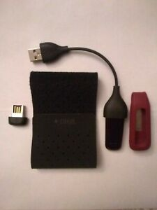 Fitbit One Wireless Activity Tracker - burgundy (FB103BY)