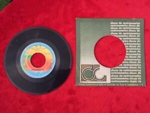 "U2: Con O Sin Ti (With Or Without You) - Rare Guatemala 7"" Promo Vinyl - I-358"