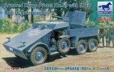 Bronco CB35132 1/35  Armored Krupp Protze Kfz.69 w/3.7cm Pak 36(Late Version)