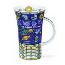 Dunoon Mug The Solar System Glencoe Fine Bone China BRAND NEW