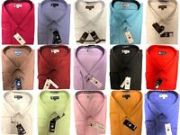Big and Tall Men's Dress Shirt - Long Sleeve - Sizes XL 2XL 3XL 4XL 5XL 6XL