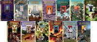 Erin Hunter WARRIORS SERIES 13 BOOK Tokyo Pop Paperback MANGA Collection Set!