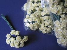 8004 Ribbon Roses Hard Type Light Yellow 144