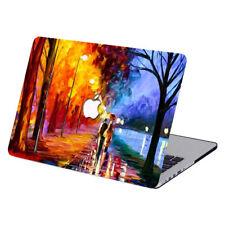 Fashion Hard Shell Case Cover& Keyboard Skin Cover For Apple Mac Book Macbook CF