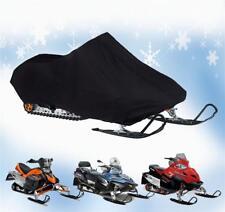 200D Black Snowmobile Cover Ski Doo Tundra II LT 1995-1999 2000 2001 2002 2003