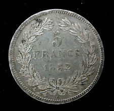 LOUIS PHILIPPE 1830-1848 - 5 FRANCS 1832 A PARIS