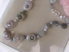 Agate Not Enhanced Beauty Fine Necklaces & Pendants