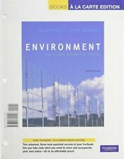 Environment: The Science behind the Stories, Books a la Carte Editio - VERY GOOD