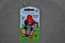 Little Mole & Red Hat LED Keychain Keyring Flashlight Zdenek Miler Krecik Krtek