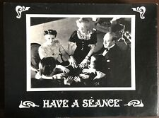 Have A Seance - Vintage Game / Kit - 1995 - Occult - Spirits - Ghost - Ouija