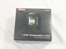 Pocket Anamorphic Lens ULANZI OP-11 1.33X Filmmaking for DJI Osmo Pocket