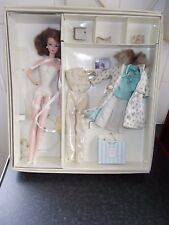 Silkstone Barbie Fashion Model Collection Continental Holiday Gift Set