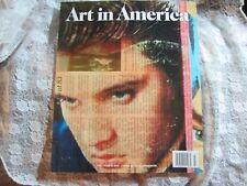 Mar 2018 Art in America Magazine Cover Allen Ruppersberg El Segundo Record March