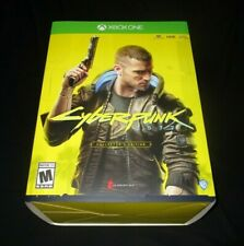 Cyberpunk 2077 Collector's Edition XBOX Series X / XBOX One Sealed