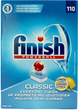 Finish Powerball Classic Lemon Sparkle Tablets - 110 Pack