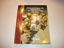 PRINCIPLES OF VEHICLE EXTRICATION,IFSTA BOOK,THIRD EDITION.EQUIPMENT,BUS,RAILCAR