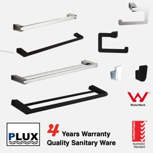 PLUX Bathroom Accessory Towel Rail Hex shape SingleDouble Toilet Paper Hold Hook