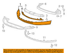 Cadillac GM OEM 10-16 SRX Front Bumper Grille-Lower Cover 22869264