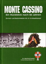 Schick: Schlacht um Monte Cassino - Die 44. Infanterie-Division im Abwehrkampf