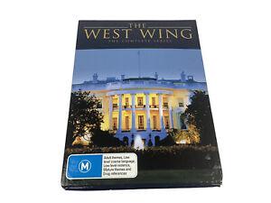 THE WEST WING Complete Series 1-7 Box Set 42 Discs 7 Seasons DVD Region 4