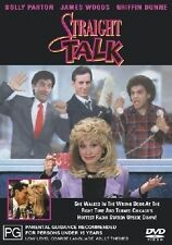 Straight Talk (DVD, 2004)