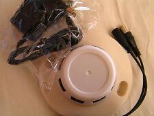 CCTV SECURITY SMOKE DETECTOR CAMERA,  3.6MM BOARD LENS COLOUR , 540TVL