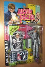 """Austin Powers McFarlane action figure voicechip New """"Moon Mission Dr. Evil"""""""