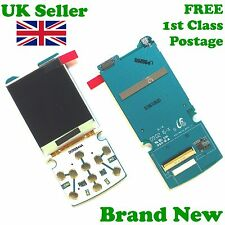 100% Genuine Samsung M610 LCD Display screen+front UI membrane keypad SGH-M610
