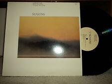 GABRIEL LEE  SEASONS' MUSIC FOR GUITAR NARADA 1984 LP / RECORD