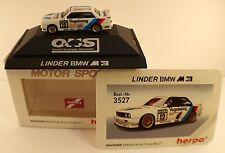 Herpa Linder BMW M3 Deutsche Tourenwagen Meiterschaft  1:87