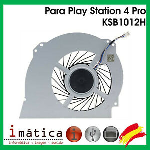 Fan For Sony Play Station 4 Pro KSB1012H PS4 Cooler Spare Fan