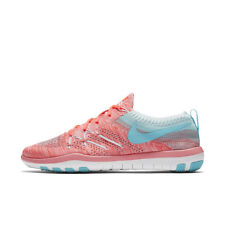 Baskets flyknits rose pour femme
