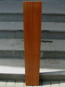 Sipo Mahagoni Brett 103 x 17,8 x 3,4 cm