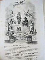 OROPA NEL 1858 - FATTI DOCUMENTI PENSIERI - BIELLA 1858