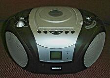 Tragbarer Radio-CD-Player mit MP3 + diverse CDs