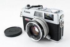 Canon Canonet QL17 GIII 35mm Rangefinder Film Camera Japan [Very good]