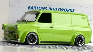 1:18 Ford Transit Mk1 VAN LE' MANS GREEN Cosworth Modified Mk2