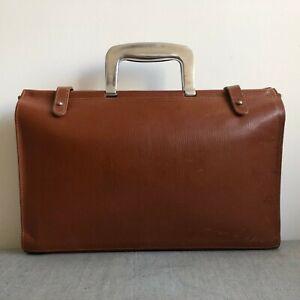 Tan Rocket Bag By Bill Amberg
